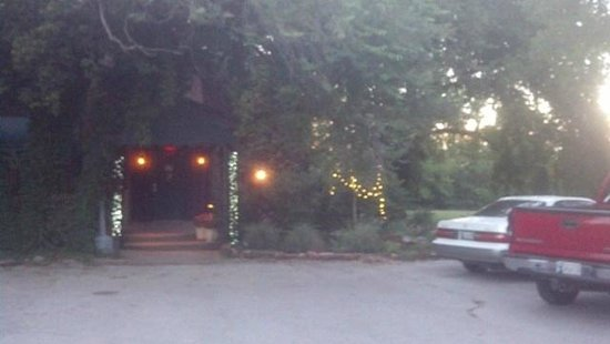 J. Bruner's at the Haunted House Restaurant: Haunted House