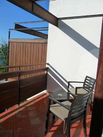Club Med Da Balaia: Balcon chambre