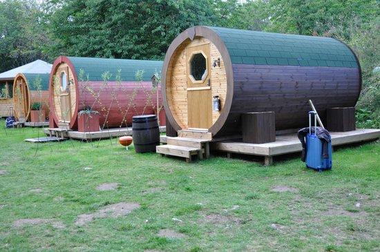 BCC Loch Ness Hostel: Le nostre sistemazioni per la notte
