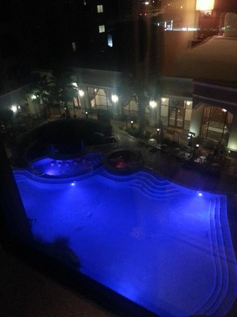 Courtyard San Antonio SeaWorldR/Westover Hills: View of the pool from Room 448