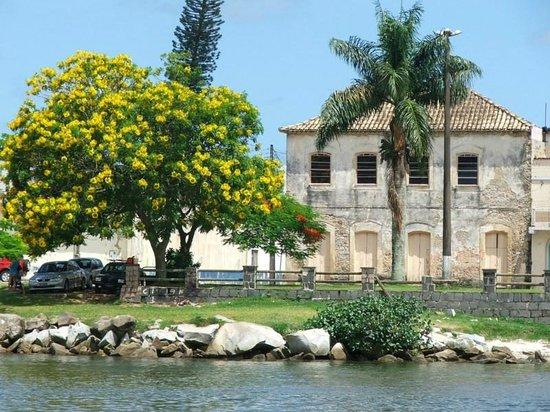 Casarao do Porto - Casa da Cultura de Guaratuba