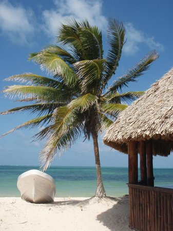 Sian Ka'an, México: Scorcio spettacolare a Punta Allen