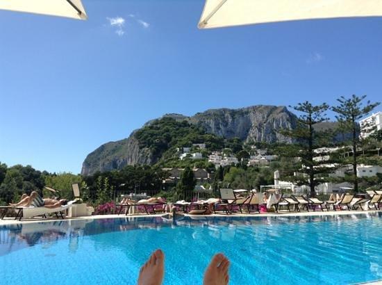 Hotel La Vega : view from pool