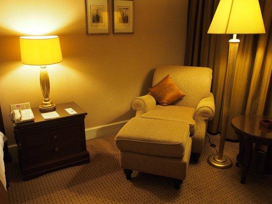 Crowne Plaza Hotel Jakarta: Sitting area