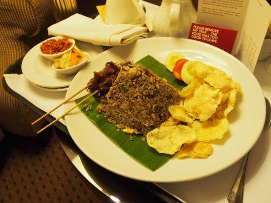 Crowne Plaza Hotel Jakarta : Dining in!