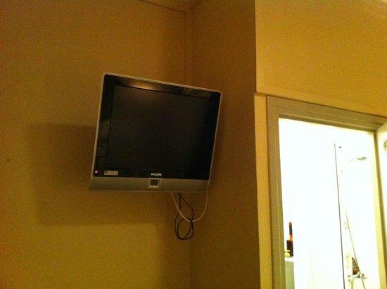 Inter-Hotel Majestic : Télévision