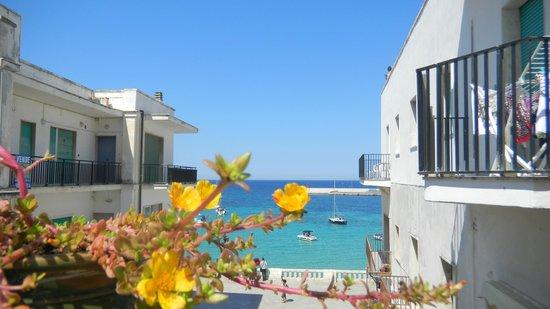 Hotel Palazzo Papaleo: from balcony