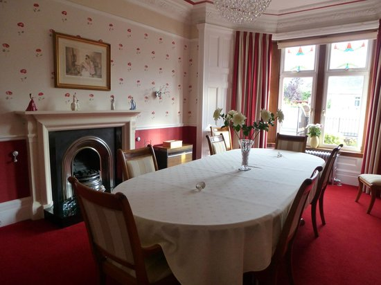 Muirholme B&B: Breakfast Room