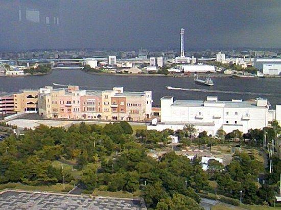 Nagoya Port Building: ビルからの展望