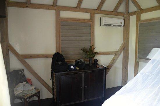 Cocobay Resort: il condizionatore