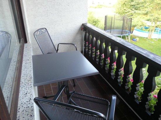 Landhaus - Stahler: Balkon