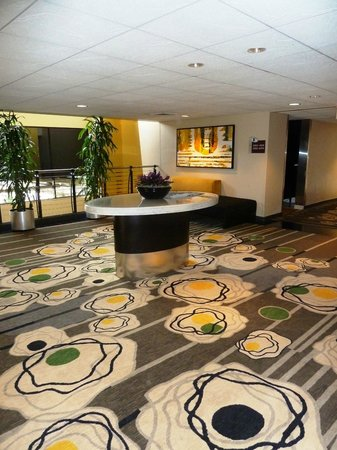 Elevator Area In The Garden Wing Picture Of Disney 39 S