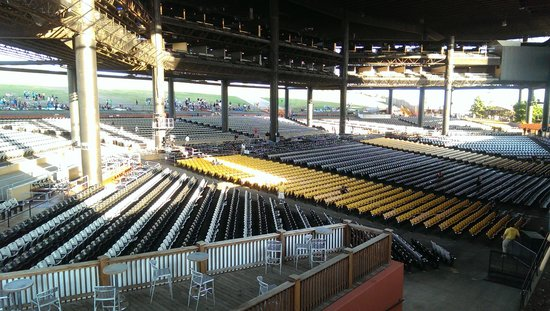 Tinley Park, IL: First Midwest Bank Ampitheater Main Floor