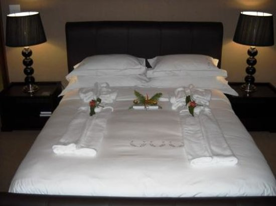 Witwater Guest House and Spa: Turn Down - Normal Suite