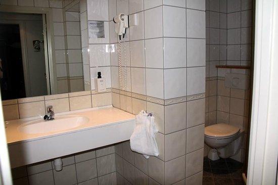 Scandic Bergen City: Baño grande
