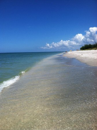 Captiva Beach, the first one