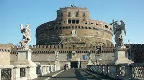 B&B Un Posto a Roma: Castel Sant'Angelo
