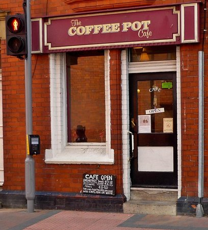 Coffee Pot Cafe, Prestatyn - Restaurant Reviews, Phone ...