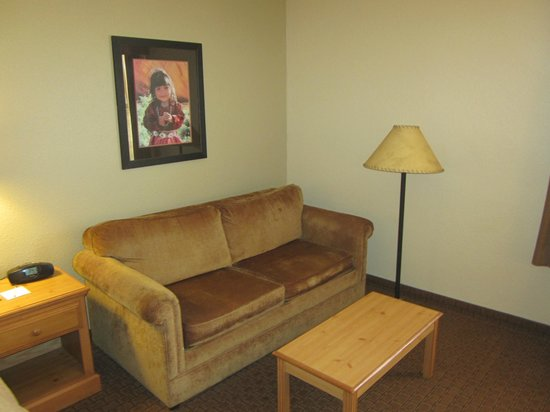 Hampton Inn Kayenta: King room
