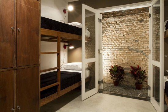 """Garoa Hostel: 8 person dorm """"Ipiranga"""""""