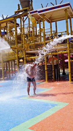 Water World : hydro massage :)