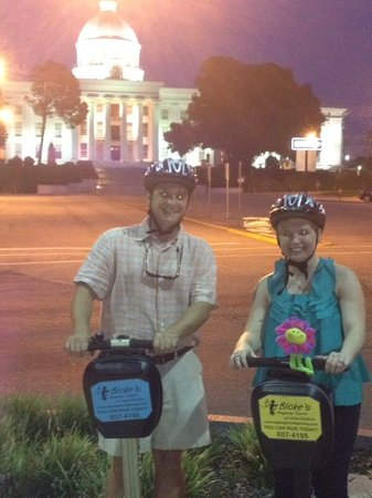 Blake's Segway Tour: Nighttime can be the right time to glide