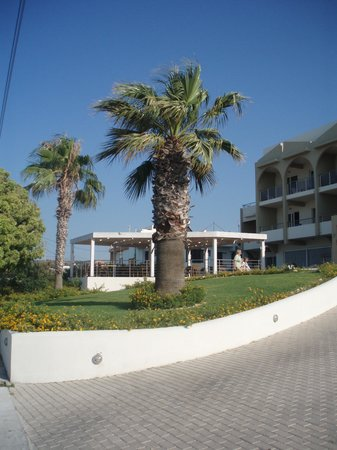Sea Melody Hotel-Apartments: Hotellet