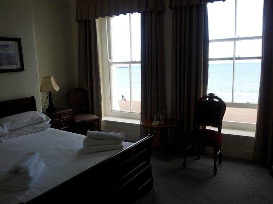 Cae Mor Hotel: Luxury room