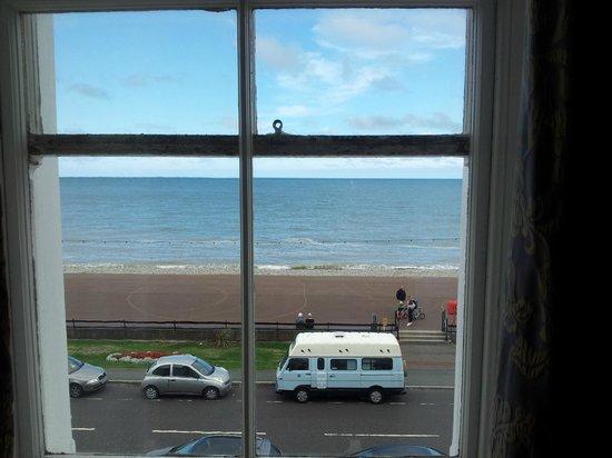 Cae Mor Hotel: Window