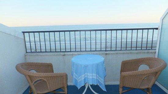 Club Hotel Riccione: il terrazzino