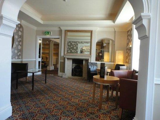 Best Western Grosvenor Hotel: Lounge area