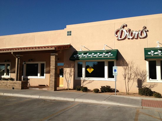 Dion's: Store TX2 - Lubbock - University and 9th
