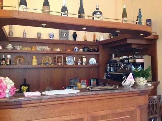 Hotel Beatrice: на завтраке