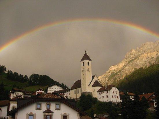 Hotel Goldener Adler : chiesa di curon