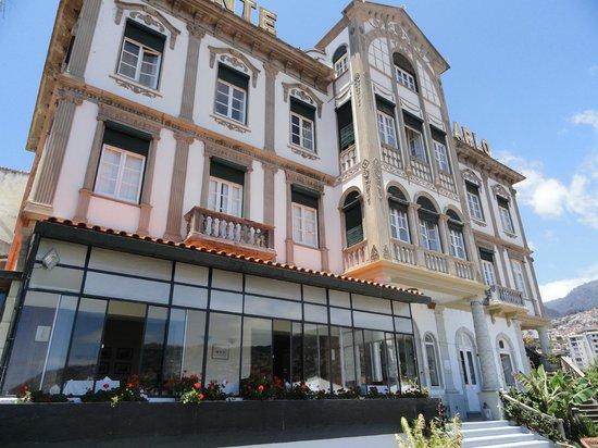 Hotel Monte Carlo Bild Von Hotel Monte Carlo Funchal Tripadvisor