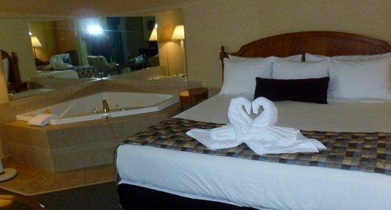 Skaneateles Suites: Very romantic