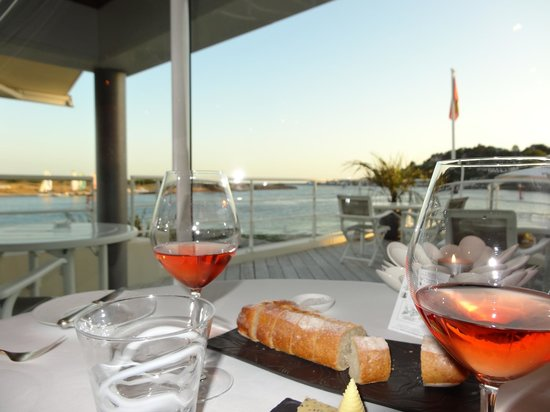 La Marine: Dinner with a view