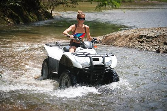 iQuad: River crossing! photo by Oriana