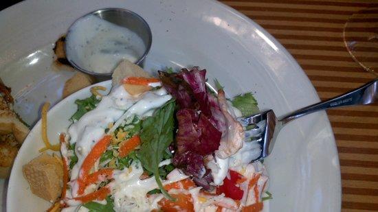 Botanica Garden Restaurant: Rotten Salad