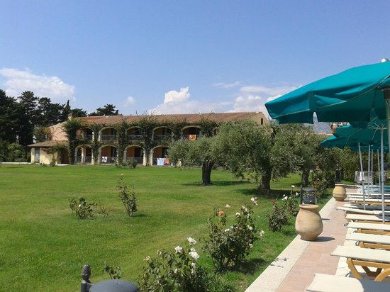 Club Hotel Marina Sporting: Camere