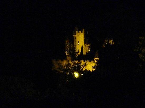 La Barde : Montfort Chateau Night