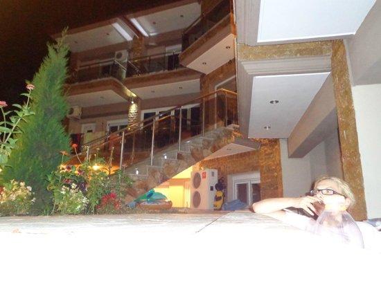 Maria Lux: hotel