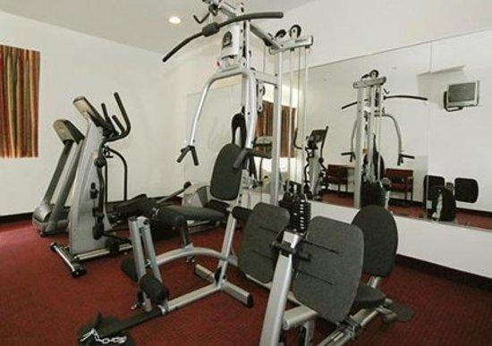 Comfort Inn Bolivar: Fitness Room