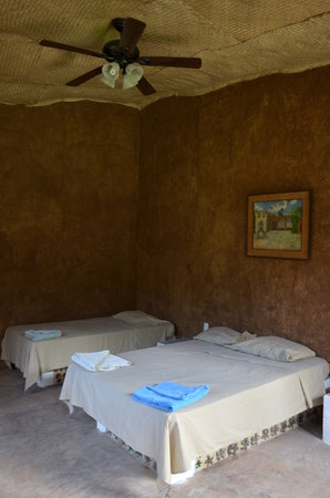 Campamento Rio Salvaje: confortables cabañas ecologicas