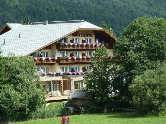 Hotel Seespitz-Zeit: Hotel