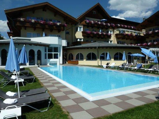 Hotel Seespitz-Zeit: Pool