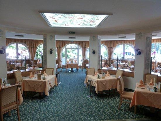 Hotel Seespitz-Zeit: Dining room