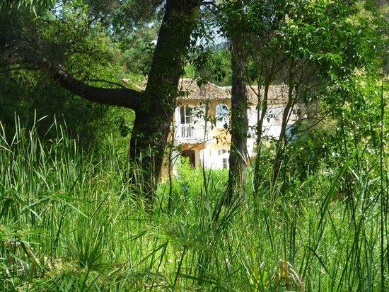 Pierre & Vacances Village Club Les Restanques du Golfe de Saint-Tropez : Partie Villas
