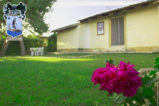 B&B Oasi a Vendicari : Esterno Villa Airone