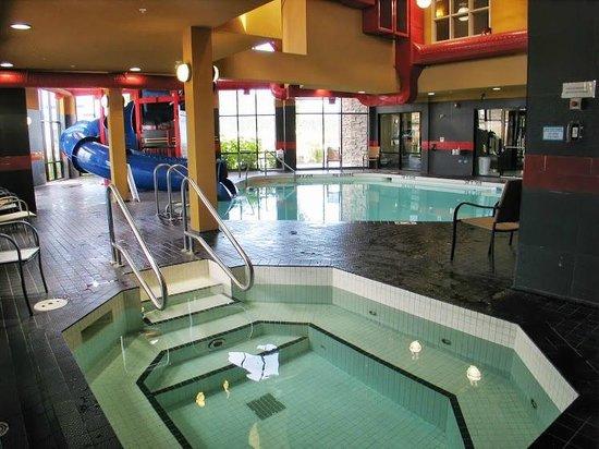 Best Western Plus Wine Country Hotel Suites Pool With Waterslide